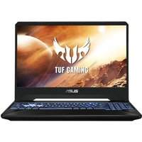 "Asus TUF Gaming FX505DU-AL052 / 15,6"" FHD 120Hz / Ryzen 7 3750H / 8GB RAM / 512GB SSD / GeForce GTX 1660 Ti / ohne Windows"