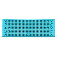 Xiaomi Mi Bluetooth Speaker Blau [Tragbarer Lautsprecher, 36mm, 2x 2.5W, Bluetooth 4.0]