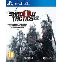 Idealo ES|Shadow Tactics: Blades of the Shogun (PS4)