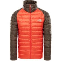 The North Face Trevail Jacket fiery red/bittersweet brown