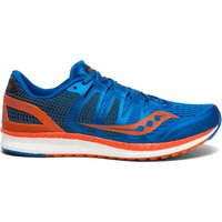 Saucony Liberty ISO blue/red