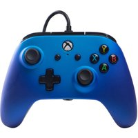PowerA Xbox One Enhanced Wired Controller Sapphire Fade