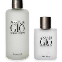 Giorgio Armani Acqua di Gio Homme Set (EdT 50ml + Refill 200ml)