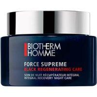 Biotherm Homme Force Supreme Black Regenerating Care Night Cream (75ml)