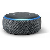 Amazon Echo Dot (3rd Generation) anthracite Fabric