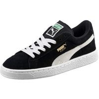 Puma Suede Jr (355110) black/white