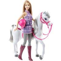 Barbie Barbie e il suo cavallo (DHB68)
