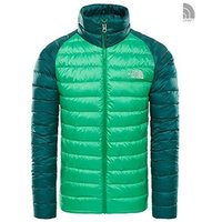 The North Face Trevail Jacket primary green/botanical garden green