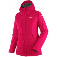Salewa Puez Clastic PTX 2L Jacket W rose red