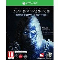 La Terra Di Mezzo: L'Ombra di Mordor - Edizione Game of the Year (Xbox One)