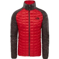 The North Face Thermoball Full Zip Jacket rage red/bitter