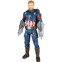 Hasbro Marvel Avengers Infinity War -Titan Hero Power FX - Captain America (E0607)
