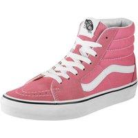 Vans Sk8-Hi Strawberry Pink/True White