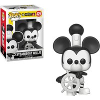 Funko Pop! Disney :  Mickey's 90th -  Steamboat Willie