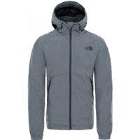 The North Face Men's Millerton Jacket medium grey heather