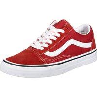 Vans Old Skool racing red/true white