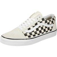 Vans Old Skool (Checkerboard) White/Black