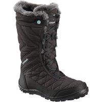 Columbia Youth Minx Mid III WP Omni-Heat Snow Boots (1790111) black iceberg