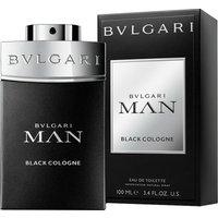 Bulgari Man Black Cologne Eau de Toilette (100ml)