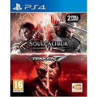 Tekken 7 + SoulCalibur VI (PS4)