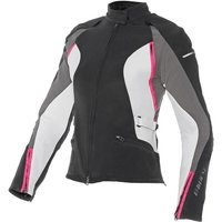 Dainese Arya Tex Lady black/grey/pink