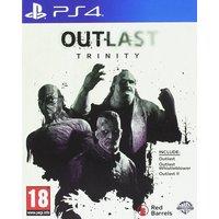 Outlast: Trinity (PS4)