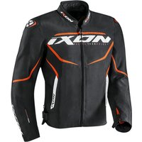 IXON Sprinter Jacket Black/Orange