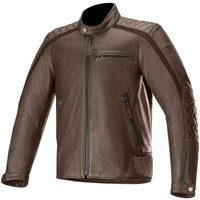 Alpinestars Hoxton V2 Jacket brown