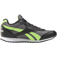 Reebok Royal Classic Jogger 2.0 Kids black/cold grey/solar green