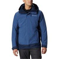 Idealo ES|Columbia Men's Lhotse III Interchange Jacket night tide