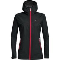 Salewa Puez Aqua Powertex Hardshell Women's Jacket black out (0913)