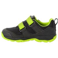 Jack Wolfskin MTN Attack 3 Texapore Low VC K (4037732) black/lime