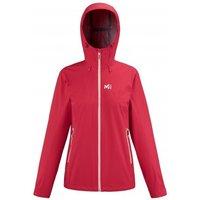 Millet Fitz Roy III Jacket Women red