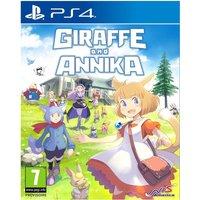 Giraffe and Annika: Musical Mayhem Edition (PS4)