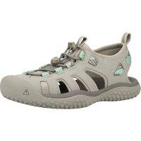 Idealo ES|Keen SOLR Sandals Women light gray/ocean wave