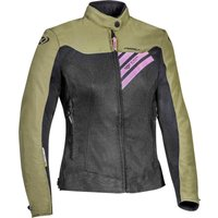 Idealo ES|IXON Orion Lady Jacket Black/Khaki
