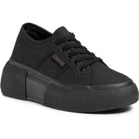 Superga 2287 Cotw total black
