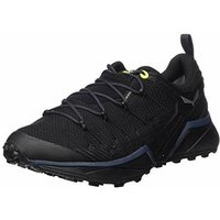 Salewa Dropline GTX black/black out/fluo yellow