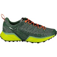Salewa Dropline Women green feld/fluo coral