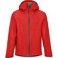 Marmot Men's Precip Stretch Jacket victory red