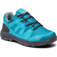 Jack Wolfskin MTN Attack 3 Texapore Low Kids (4034091) turquoise/coral