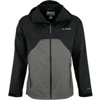 Columbia Rain Scape Jacket Men black/city grey