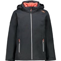 Idealo ES|CMP Girl Jacket With Removable Fleece Liner (39Z0375D-U423) anthracite