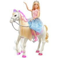 Barbie Modern Princess Adventure Prance & Shimmer Horse