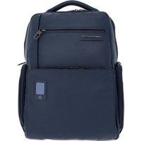 Piquadro Akron Computer Backpack blu (CA5104AO)