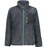Idealo ES|CMP Boy's HighLoft Fleece Jacket (30P2074M-N950) blackblue