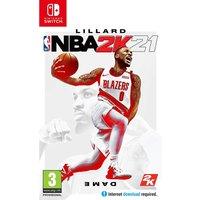 Idealo ES|NBA 2K21 (Switch)