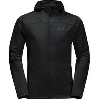 Jack Wolfskin Horizon Hooded Jacket M black