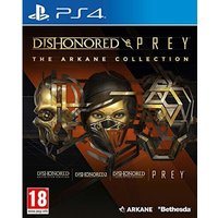 The Arkane Collection: Dishonored & Prey (PS4)