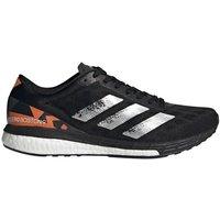 Adidas Adizero Boston 9 black/orange/silver (EG4673)